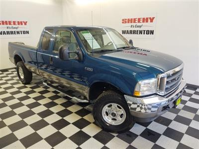2002 Ford F-250 Super Cab 4x4, Pickup #YE42328A - photo 5
