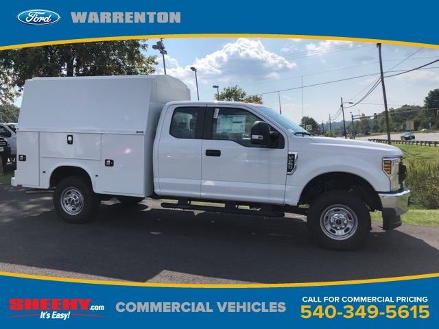 2019 F-250 Super Cab 4x4,  Knapheide KUVcc Service Body #YE43336 - photo 1