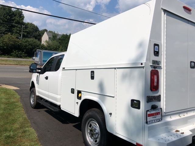2019 F-250 Super Cab 4x4,  Knapheide KUVcc Service Body #YE43336 - photo 4