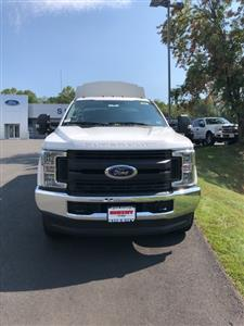 2019 F-250 Super Cab 4x4, Medium roof enclosed service body  #YE43336 - photo 3