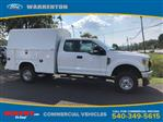2019 F-250 Super Cab 4x4, Medium roof enclosed service body  #YE43336 - photo 1