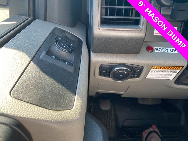 2020 Ford F-550 Regular Cab DRW 4x4, Rugby Eliminator LP Steel Dump Body #YE52158 - photo 14