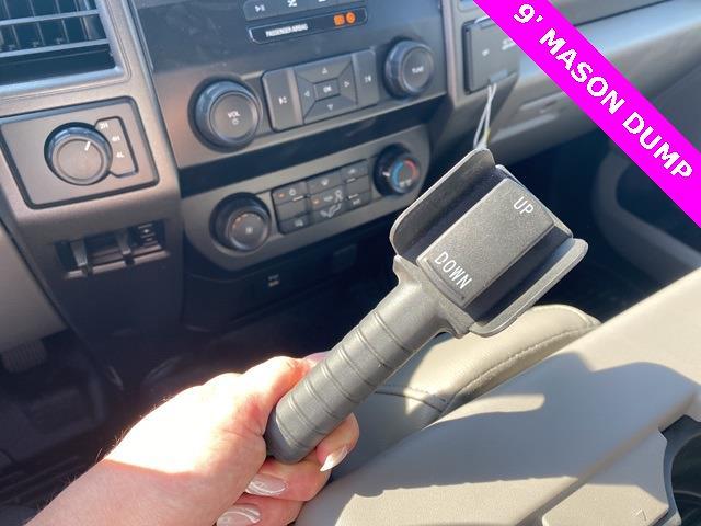 2020 Ford F-550 Regular Cab DRW 4x4, Rugby Eliminator LP Steel Dump Body #YE52158 - photo 16