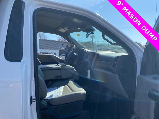2020 Ford F-550 Regular Cab DRW 4x4, Rugby Eliminator LP Steel Dump Body #YE52158 - photo 2