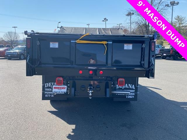 2020 Ford F-550 Regular Cab DRW 4x4, Rugby Eliminator LP Steel Dump Body #YE52158 - photo 6
