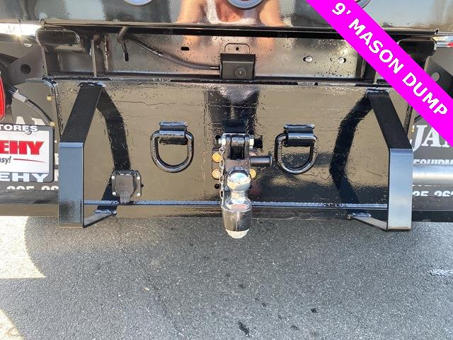 2020 Ford F-550 Regular Cab DRW 4x4, Rugby Eliminator LP Steel Dump Body #YE52158 - photo 8