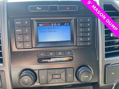 2020 Ford F-550 Regular Cab DRW 4x4, Rugby Eliminator LP Steel Dump Body #YE52158 - photo 10