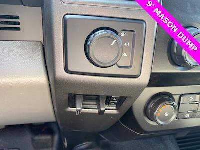 2020 Ford F-550 Regular Cab DRW 4x4, Rugby Eliminator LP Steel Dump Body #YE52158 - photo 12