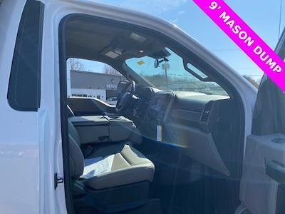 2020 Ford F-550 Regular Cab DRW 4x4, Rugby Eliminator LP Steel Dump Body #YE52158 - photo 3