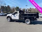 2020 Ford F-550 Regular Cab DRW 4x4, Rugby Eliminator LP Steel Dump Body #YE52158 - photo 8