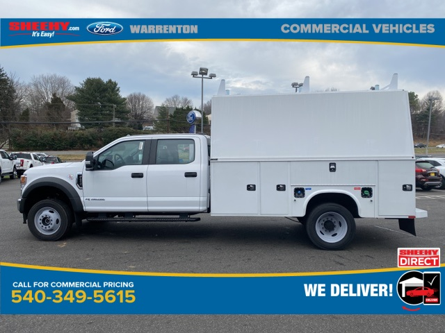 2020 Ford F-450 Crew Cab DRW 4x4, Knapheide KUVcc Service Body #YE52316 - photo 11