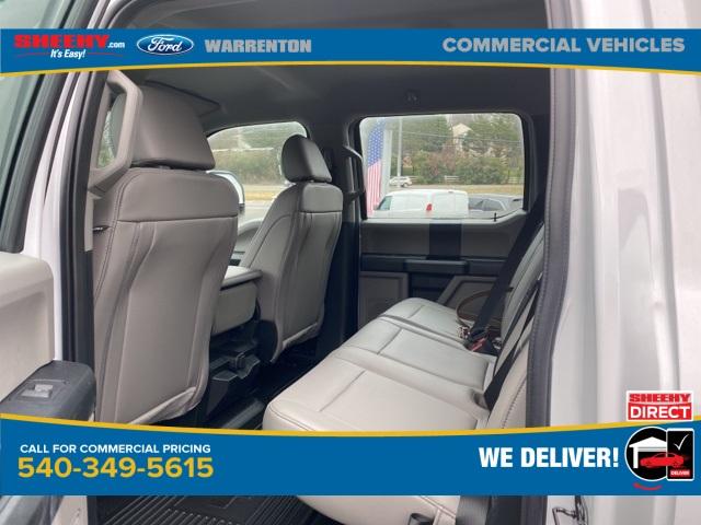 2020 Ford F-550 Crew Cab DRW 4x4, Knapheide KUVcc Service Body #YE52326 - photo 12