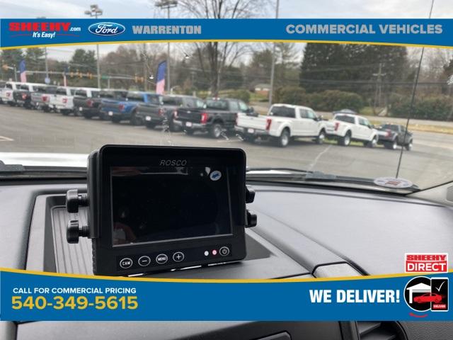 2020 Ford F-550 Crew Cab DRW 4x4, Knapheide KUVcc Service Body #YE52326 - photo 14