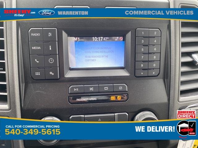 2020 Ford F-550 Crew Cab DRW 4x4, Knapheide KUVcc Service Body #YE52326 - photo 15