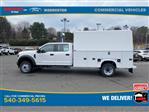 2020 Ford F-550 Crew Cab DRW 4x4, Knapheide KUVcc Service Body #YE52326 - photo 11