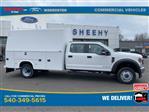 2020 Ford F-550 Crew Cab DRW 4x4, Knapheide KUVcc Service Body #YE52326 - photo 4