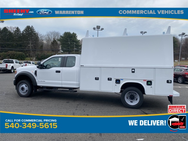 2020 Ford F-450 Super Cab DRW 4x4, Knapheide KUVcc Service Body #YE52338 - photo 11