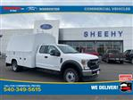 2020 Ford F-450 Super Cab DRW 4x4, Knapheide KUVcc Service Body #YE52338 - photo 1