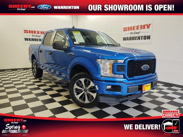 2020 Ford F-150 SuperCrew Cab 4x4, Pickup #YE56595 - photo 1