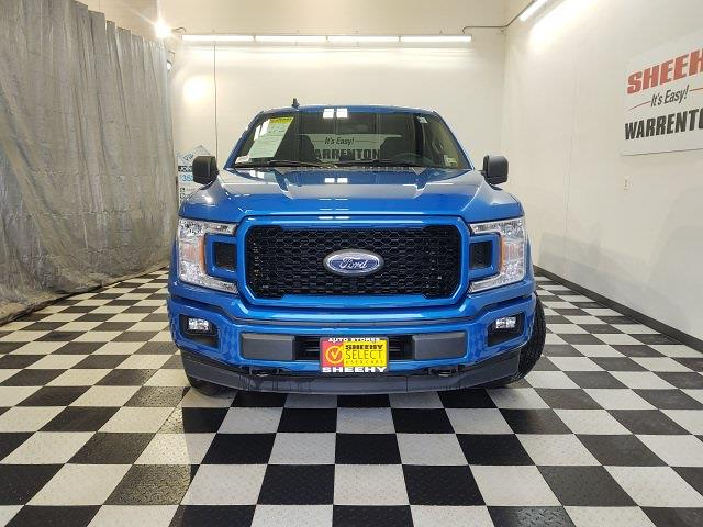2020 Ford F-150 SuperCrew Cab 4x4, Pickup #YE56595 - photo 4