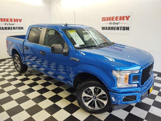 2020 Ford F-150 SuperCrew Cab 4x4, Pickup #YE56595 - photo 6