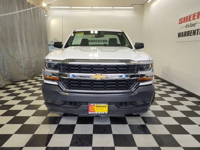 2018 Chevrolet Silverado 1500 Regular Cab 4x4, Pickup #YE58083A - photo 2