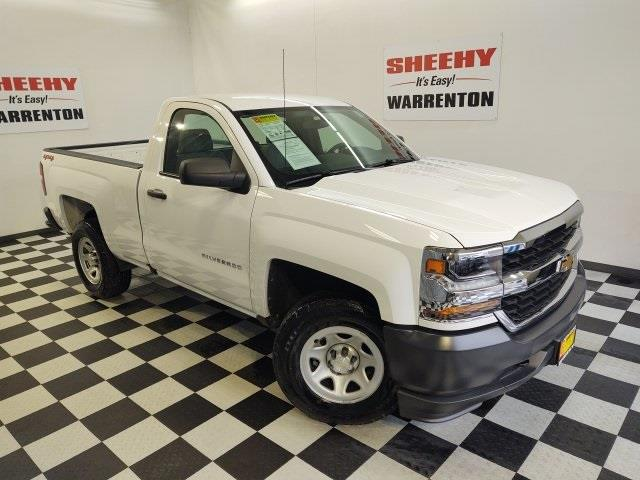 2018 Chevrolet Silverado 1500 Regular Cab 4x4, Pickup #YE58083A - photo 4