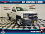 2018 Chevrolet Silverado 1500 Regular Cab 4x4, Pickup #YE58083A - photo 1