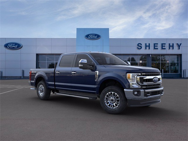 2020 Ford F-250 Crew Cab 4x4, Pickup #YE58089 - photo 1