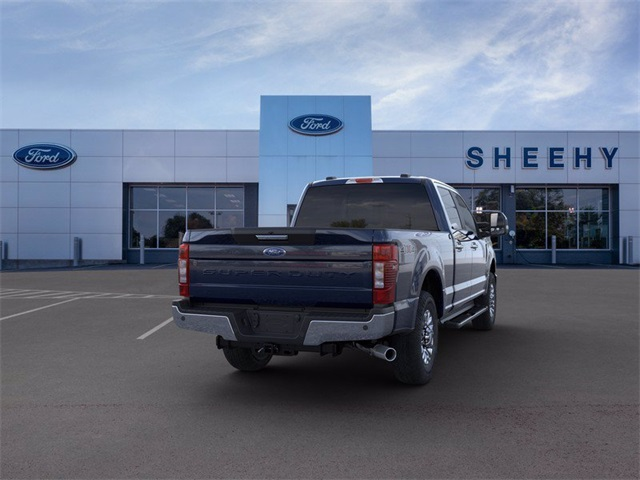 2020 Ford F-250 Crew Cab 4x4, Pickup #YE58089 - photo 2