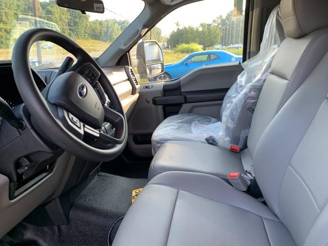 2019 F-550 Regular Cab DRW 4x2, Rugby Versa Rack Landscape Dump #YE60167 - photo 9