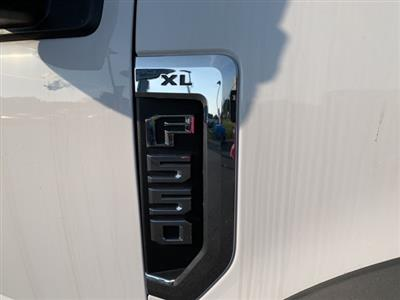 2019 F-550 Regular Cab DRW 4x2,  Rugby Versa Rack Landscape Dump #YE60167 - photo 5