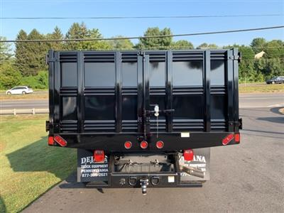 2019 F-550 Regular Cab DRW 4x2,  Rugby Versa Rack Landscape Dump #YE60167 - photo 6