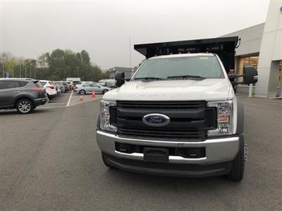 2019 F-450 Super Cab DRW 4x4, Knapheide Value-Master X Stake Bed #YE60171 - photo 5