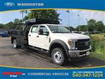2019 F-450 Crew Cab DRW 4x4,  Knapheide Platform Body #YE60235 - photo 1
