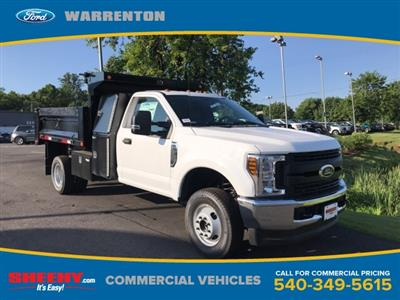 2019 F-350 Regular Cab DRW 4x4,  Godwin 184U Dump Body #YE60605 - photo 1