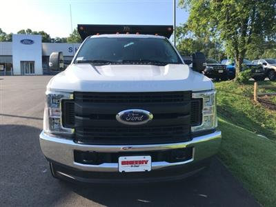 2019 F-350 Regular Cab DRW 4x4,  Godwin 184U Dump Body #YE60605 - photo 4
