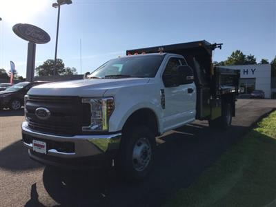 2019 F-350 Regular Cab DRW 4x4,  Godwin 184U Dump Body #YE60605 - photo 5