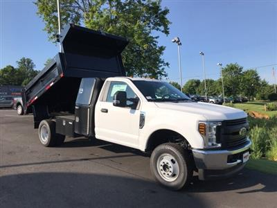 2019 F-350 Regular Cab DRW 4x4,  Godwin 184U Dump Body #YE60605 - photo 6