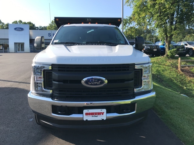 2019 F-350 Regular Cab DRW 4x4, Godwin 184U Dump Body #YE60606 - photo 4