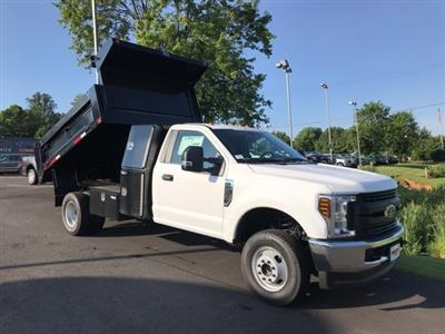 2019 F-350 Regular Cab DRW 4x4, Godwin 184U Dump Body #YE60606 - photo 6