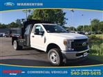 2019 F-350 Regular Cab DRW 4x4,  Godwin 184U Dump Body #YE60606 - photo 1