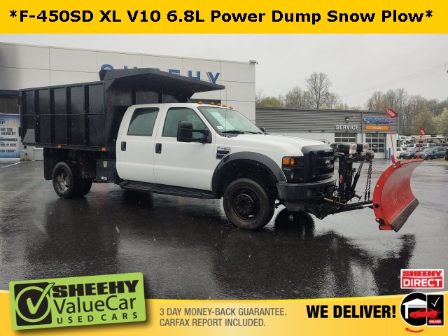 2009 F-450 Crew Cab DRW 4x2, Cab Chassis #YE60606A - photo 1