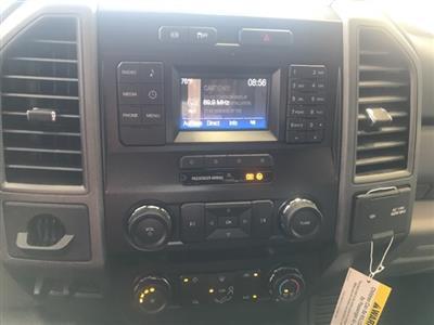 2019 F-550 Regular Cab DRW 4x2,  PJ's Platform Body #YE60632 - photo 12