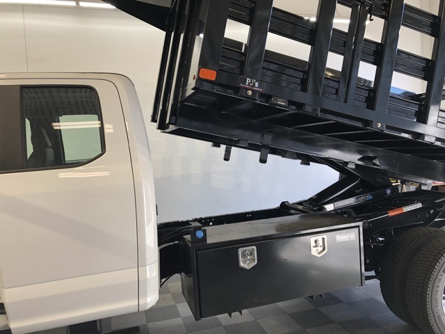 2019 F-450 Super Cab DRW 4x4, PJ's Stake Bed #YE60664 - photo 24