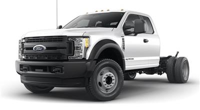 2019 F-450, PJ's Stake Bed