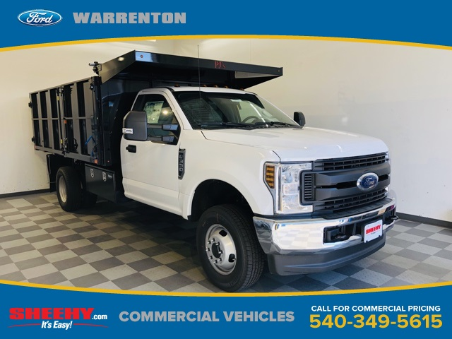 2019 F-350 Regular Cab DRW 4x4,  Cab Chassis #YE69044 - photo 1