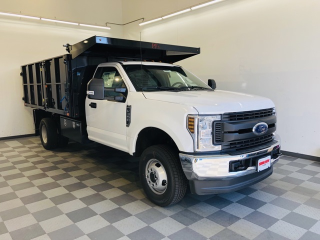 2019 F-350 Regular Cab DRW 4x4,  Cab Chassis #YE69045 - photo 1