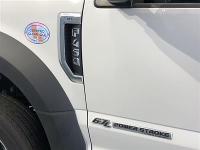 2019 F-450 Crew Cab DRW 4x4, PJ's Landscape Dump #YE69062 - photo 8