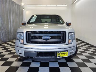 2014 Ford F-150 SuperCrew Cab 4x4, Pickup #YE69904A - photo 3